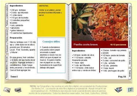 libro cocina mi libro digital de cocina descargar