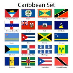 caribbean flags caribbean flags with names pictures to pin on