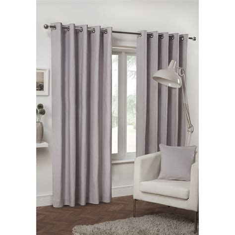 pure curtains pure cotton eyelet curtains
