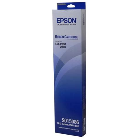 Pita Ribbon Compatible Epson Lq2180 2170 epson fx 2180 black fabric ribbon 8 million characters c13s015086