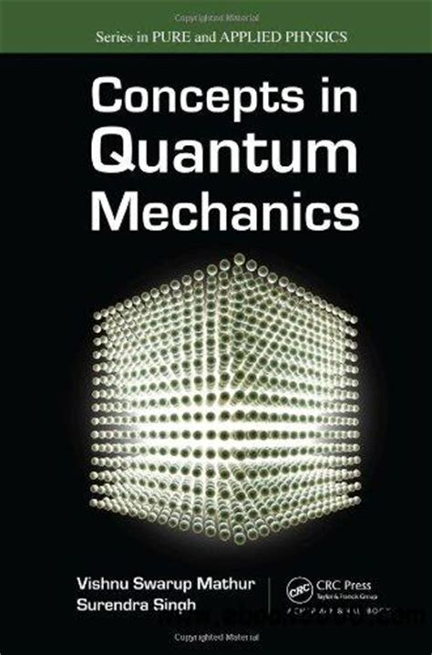 quantum electrodynamics advanced books classics ebook concepts in quantum mechanics and applied physics