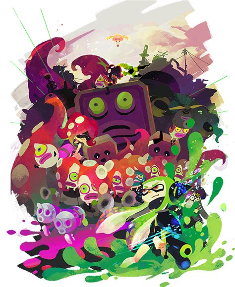 splatoon vol 1 books cosas que quiz 225 s no sab 237 as sobre splatoon