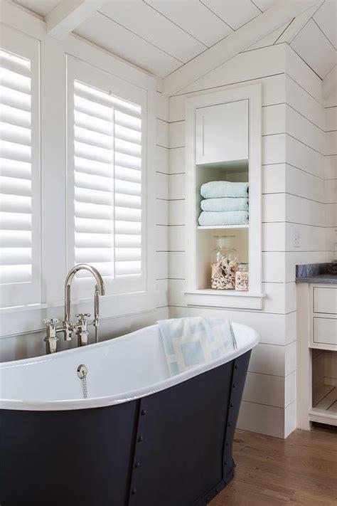 Honed Bardiglio Marble Countertop   Cottage   Bathroom