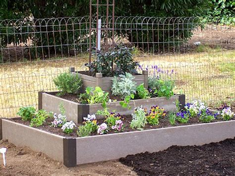 how to make a raised bed garden raised bed gardens diy