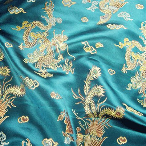 chinese pattern fabric uk chinese dragon brocade fabric uk