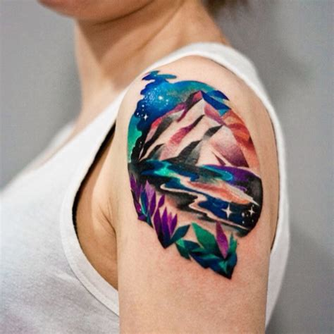 watercolor tattoos nature 101 perfectly nature tattoos designs and ideas