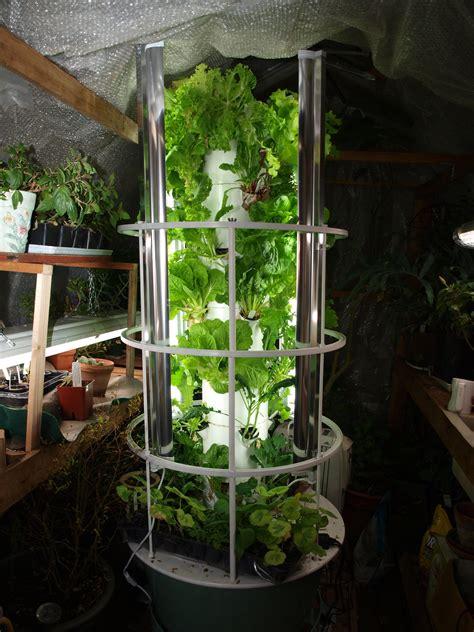 Vertical Tower Garden Backyard Tower Garden Tower Garden Aeropoinc Vegatable
