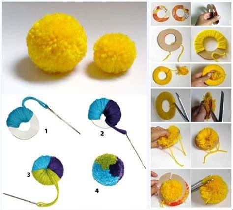 lade da banco 25 melhores ideias sobre artesanato de pompom no
