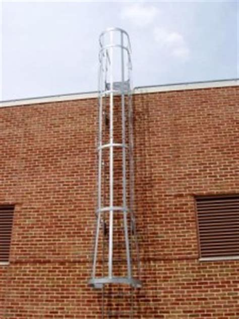 island ny roof access ladders steel roof ladders cage ladders new york ny steel