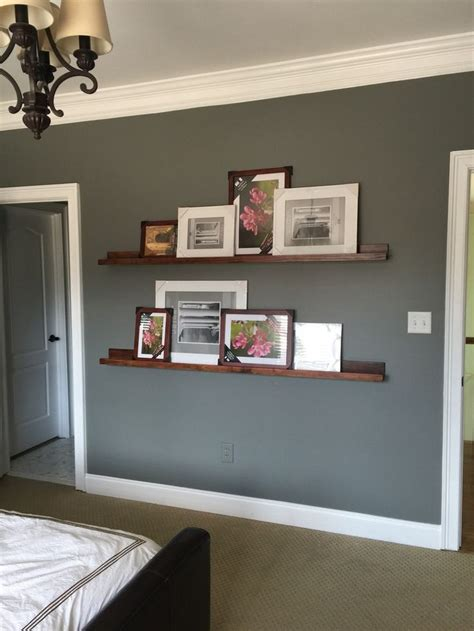 build pottery barn style photo shelves pottery