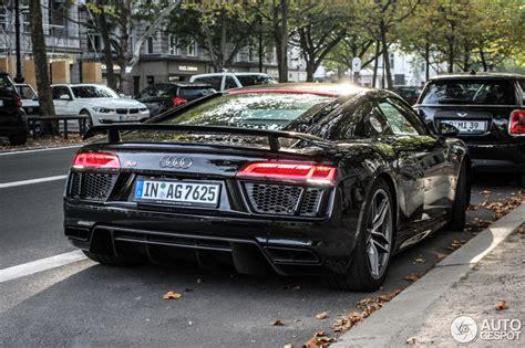 Audi R8 V10 Plus 2015 9 octobre 2015 Autogespot