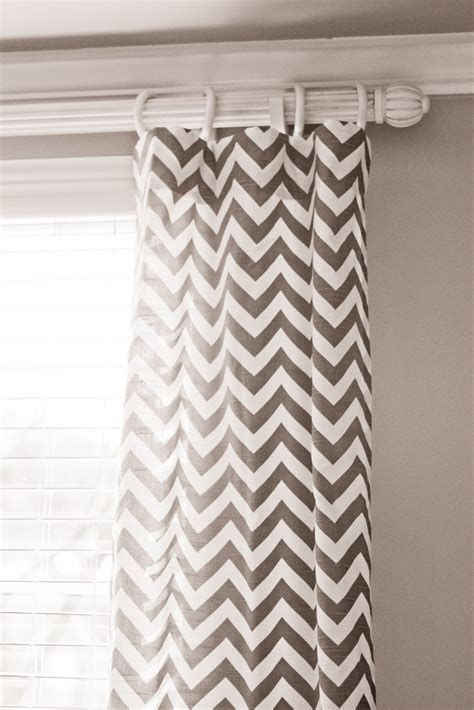 Chevron Gray Curtains Grey Chevron Curtains I My House But I Can Always Use A Change Pinterest Boy Rooms