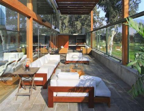 imagenes de galerias minimalistas galerias de casas modernas cerradas con vidrios casa web