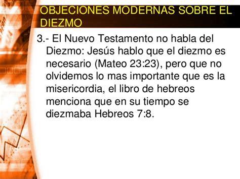 diezmo y ofrenda en el nuevo testamento parte 1 youtube el diezmo en la biblia jec