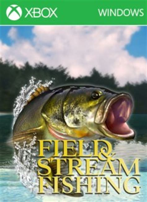 game added field stream fishing  xbox  xbox