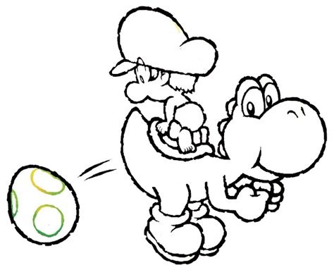 printable coloring pages of yoshi 23 printable yoshi coloring pages print color craft
