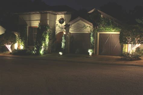 landscape lighting provides ambiance and security for your home yelp
