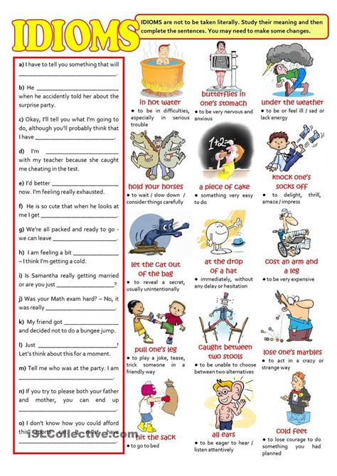 best idioms 25 best ideas about idioms on idioms
