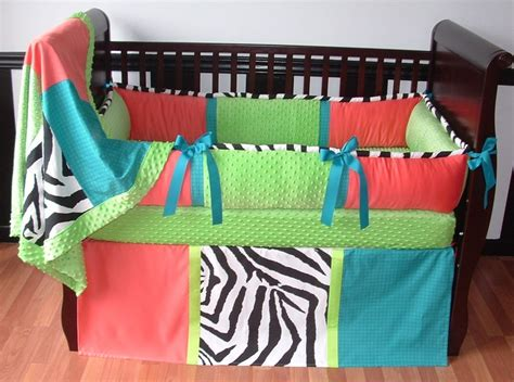 66 Best Images About Unisex On Pinterest Crib Skirts Bright Colored Crib Bedding