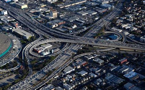 los angeles from a birds eye view 16 pics izismile com