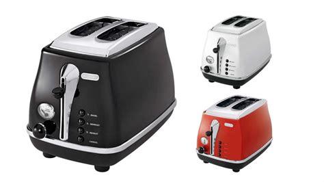 Delonghi Icona Toaster Review Delonghi Icona 2 Slice Toaster Toasters Small Kitchen