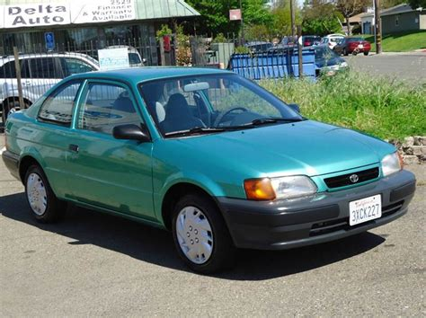 automobile air conditioning repair 1998 toyota tercel electronic toll collection 1997 toyota tercel coupe for sale 15 used cars from 1 000