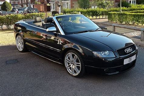 Audi S4 Cab by View Of Audi S4 Cabriolet Photos Features And
