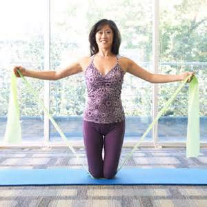 Desk Fitness Equipment Kristi Yamaguchi S Pilates Workout Fitness Magazine