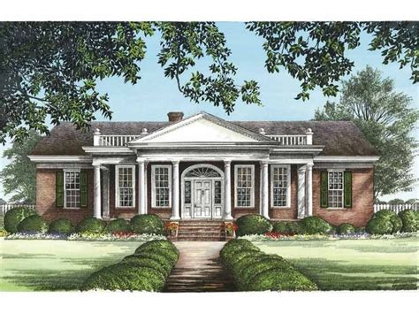 revival house plans historic revival house plans
