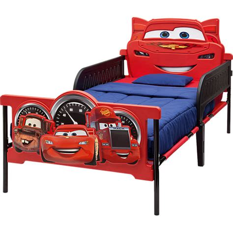 cars betten cars 3d bett 200x100cm disney cars mytoys