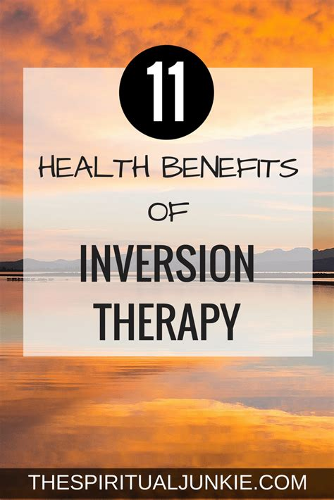 inversion therapy table benefits inversion table therapy the spiritual junkie