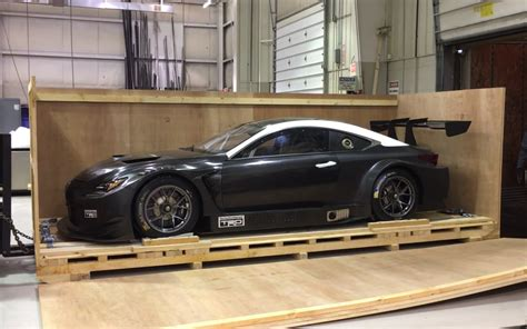 lexus rc  gt race car   box clublexus