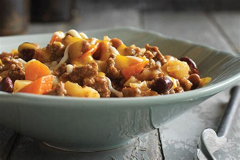 ground beef and potatoes dinner kraft recipes