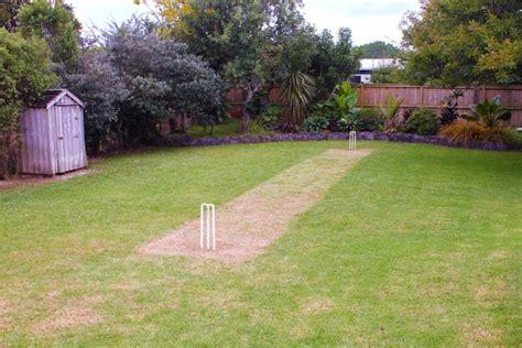 Backyard Cricket by Backyard Cricket Anyone Cool Ideas The O