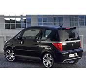 Peugeot 1007 Photos And Comments Wwwpicautoscom