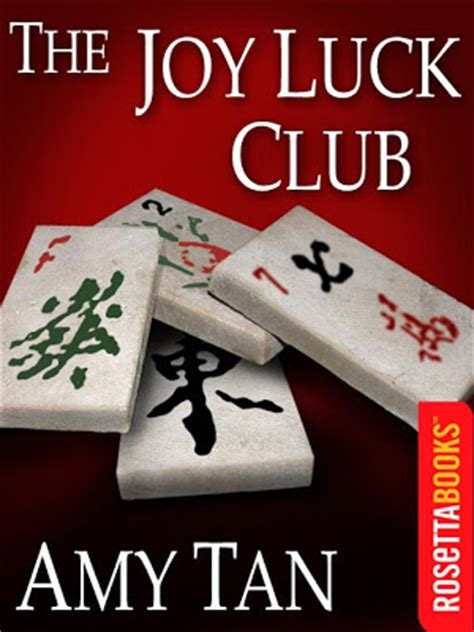 themes of the joy luck club by amy tan schmoozing two kinds