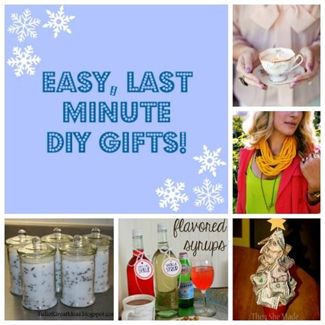 easy last minute diy gifts busy being jennifer