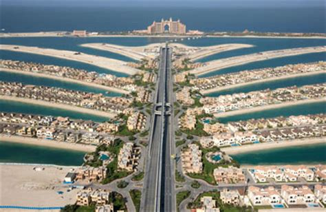 Palm Island Sinking by Palm Jumeirah Sinking Rumours Dismissed