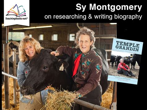 teachingbooks net temple grandin how the who loved