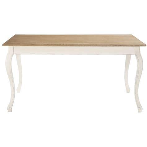 table de salle 224 manger en bois l 160 cm l 233 ontine