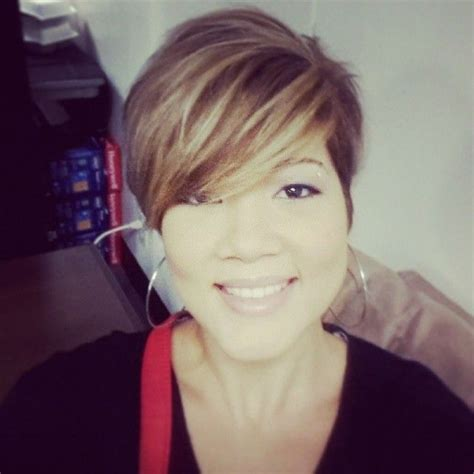 tessanne chin new hairstyle 400 best hairstyles images on pinterest hair cut