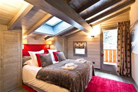 camere da letto montagna chalet megeve in montagna da letto parigi