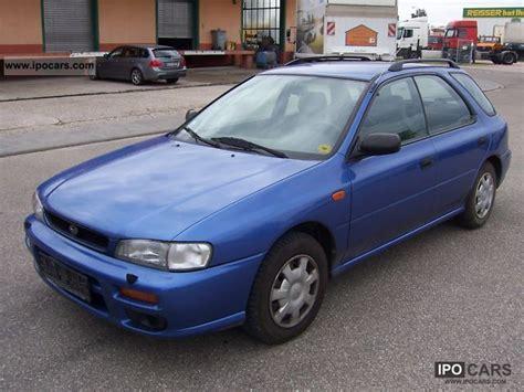 how to fix cars 1997 subaru impreza electronic valve timing 1997 subaru impreza 2 0 gl 4wd automatic tuv to november 2012 car photo and specs