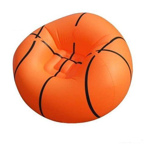 sofa empuk sofa unik dan lucu bentuk bola basket empuk harga jual