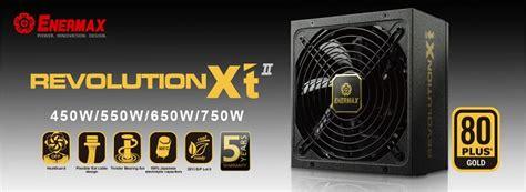 Enermax Revolution Xt Ii Erx650awt 650watt enermax revolution x t ii