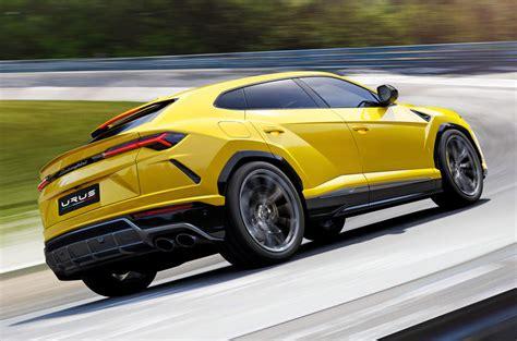 Lamborghini Urus Specs Lamborghini Urus Revealed Specs Of New 641bhp