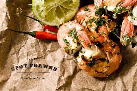 spot prawns recipes spot prawns with lime and cilantro recipe 183 i am a food