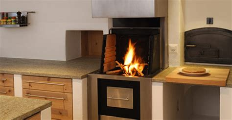 Fireplace Heating System by Kitchen Grill Oven Kitchen Fireplace Cooking Heating