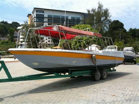 used boat for sale in sabah para sailing winch boat for sale from penang tanjong bunga