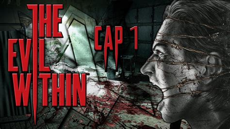 Vira Series the evil within capitulo 1 o verdadeiro terror vira